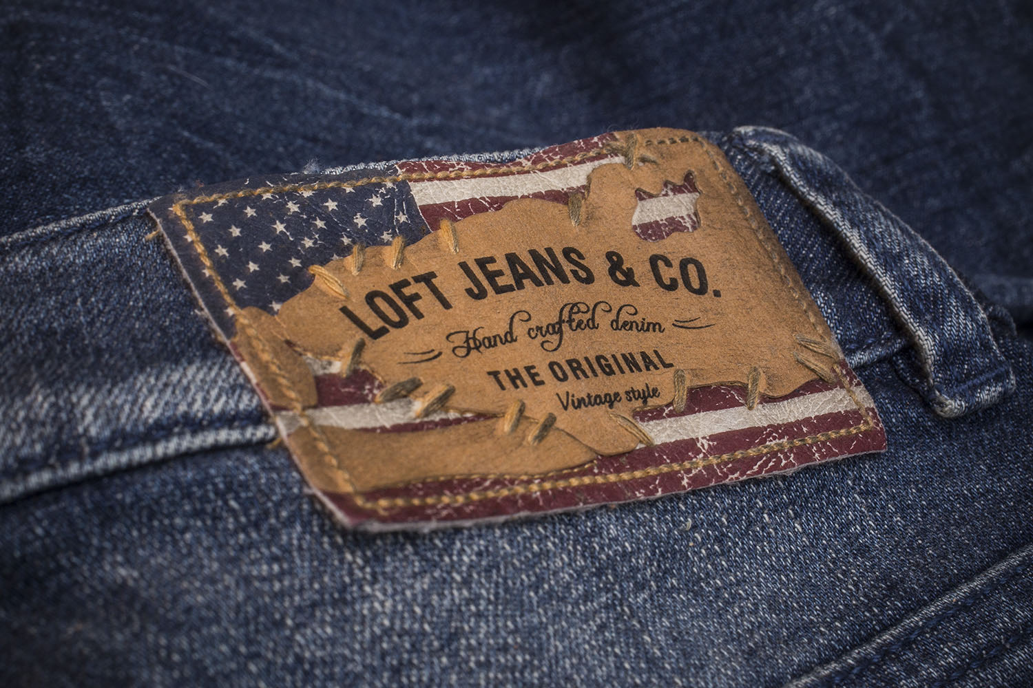 how to make leather labels